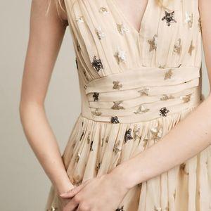 Anthropologie star dress by Ranna Gill